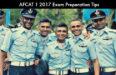 AFCAT 1 2017 Exam