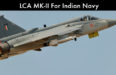 LCA Tejas for Indian Navy