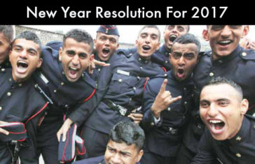 New Year Resolution 2017