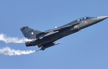 Tejas Not Fit For Navy