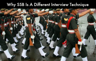 Why SSB Is A Different Interview Technique