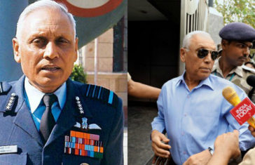 S P Tyagi Arrested In AgustaWestland VVIP Chopper Scam