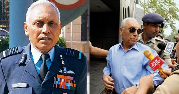CBI arrests former Air Chief SP Tyagi, 2 others in AgustaWestland