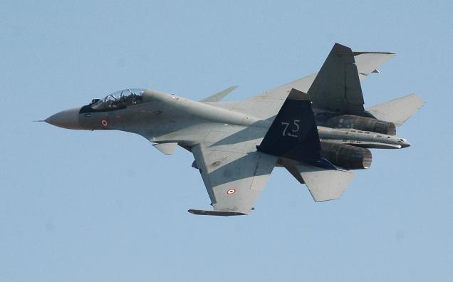 SAAW Su-30