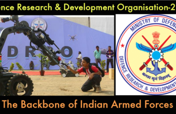 DRDO Review in 2016: The Backbone of Indian Armed Forces