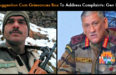 Use Suggestion Cum Grievances Box To Address Complaints: Gen Rawat