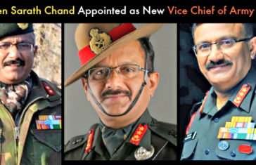 Meet Lt Gen Sarath Chand, The New Vice Chief of Army Staff
