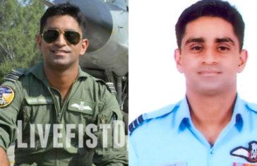 Squadron Leader Rijul Sharma