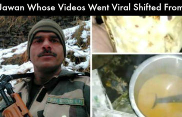 [Watch] BSF Jawan Whose Videos Went Viral, Is Now Shifted From LoC