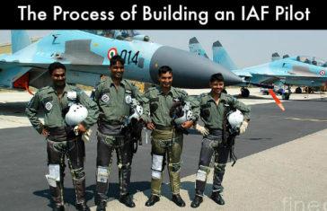 The Process of Building an IAF Pilot