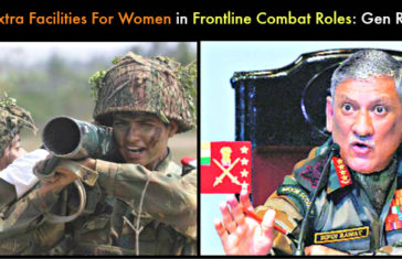 Women Combat Roles Featured
