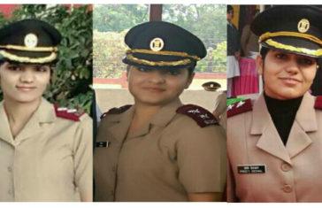 haryana sister join army
