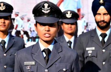 iaf officers