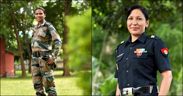 women in indian army The indian army will soon allow women in combat roles, marking a major  transformation in the rather conservative military that only last year.