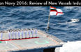 Indian Navy 2016: Review of New Vessels Inducted in the Navy