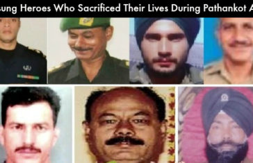 7 Unsung Heroes Who Sacrificed Their Lives During Pathankot Attack