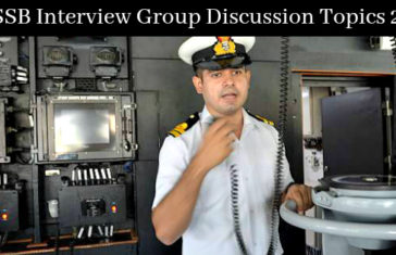 50 SSB Interview Group Discussion Topics 2017
