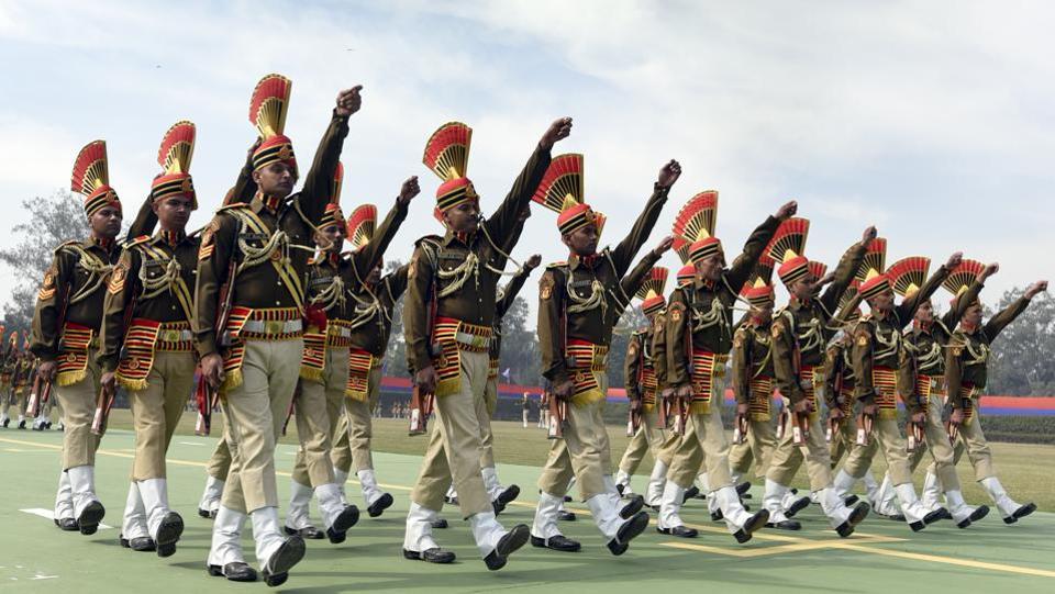 Delhi Police Celebrates Its 70Th Raising Day On 16Th February
