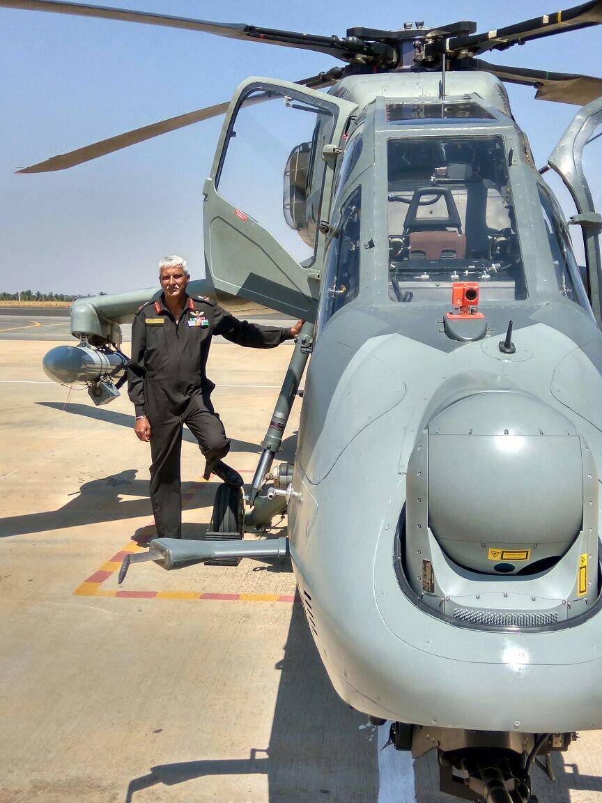 Lt Gen Kanwal Kumar