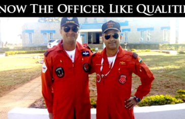 Officer Like Qualities