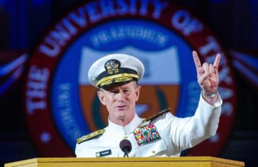 10 Life Lessons to Learn from Admiral William McRaven