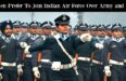 Women Prefer To Join Indian Air Force Over Army and Navy