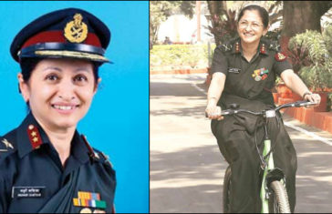 Meet Major Gen Madhuri Kanitkar First Trained Paediatric Nephrologist Of The Armed Forces