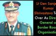 Lt Gen Sanjeev Kumar Shrivastava Takes Over As DG of Premier BRO