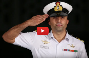Indian Naval Academy Training Video