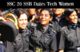 SSC 20 SSB Dates Tech Women