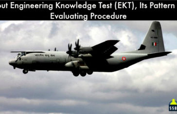 About Engineering Knowledge Test (EKT), Its Pattern and Evaluating Procedure