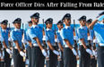 Air Force Officer Dies After Falling From Balcony