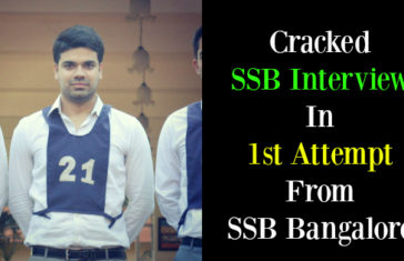 Cracked CDS SSB Interview In 1st Attempt From SSB Bangalore