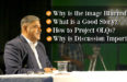 Weaving A Good Story In PP&DT Dr. Cdr. NK Natarajan