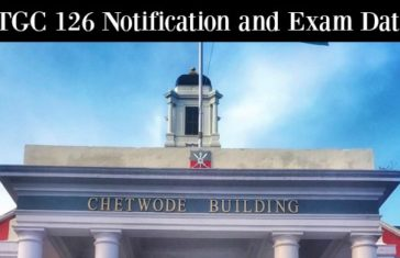 TGC 126 Notification and Exam Date