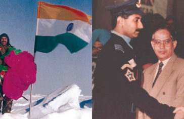 Wing Commander Sanjay Thapar