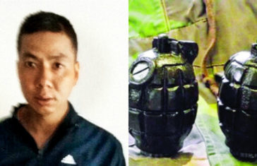 army soldier arrested