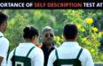 IMPORTANCE OF SELF DESCRIPTION TEST AT SSB