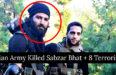 Indian Army Killed Sabzar Bhat