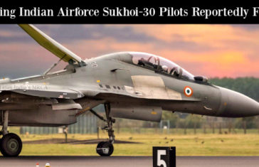 Missing Indian Airforce Sukhoi-30 Pilots Reportedly Found