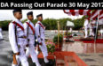 NDA Passing Out Parade 30 May 2017
