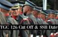 TGC 126 Cut Off & SSB Date
