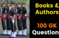 Books & Authors 100 GK Questions