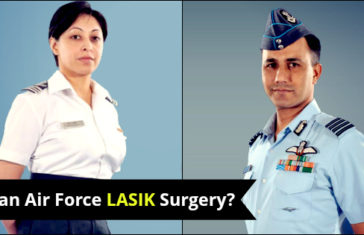 Indian Air Force LASIK Surgery Allowed or Not?