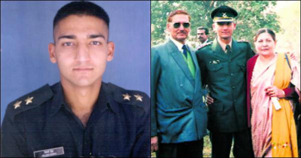 Lt. Triveni Singh
