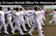 Navy To Court Martial Officer For Molesting A Girl