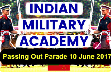 Passing Out Parade 10 June 2017