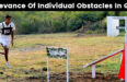 Relevance Of Individual Obstacles In GTO