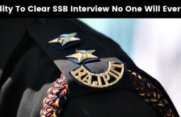 clear ssb interview