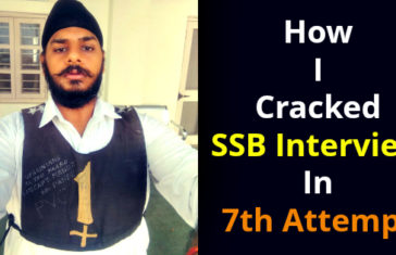 Cracked SSB Interview In 7th Attempt